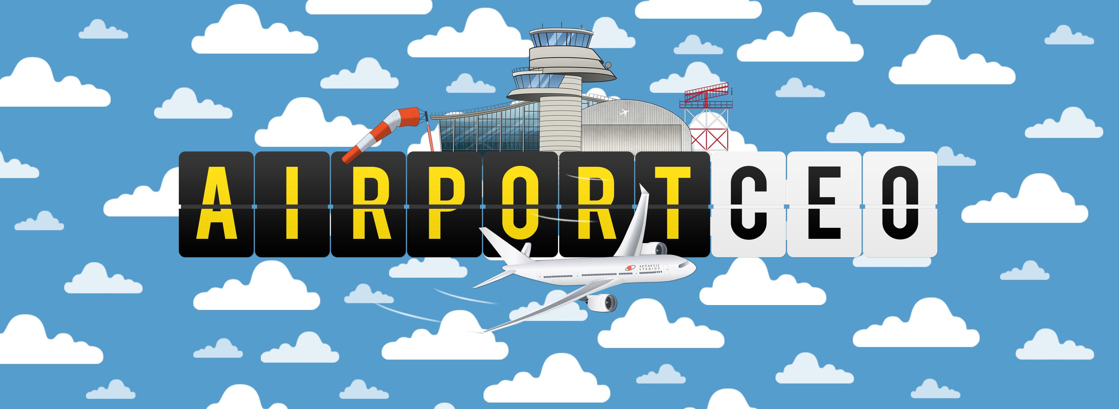 Airport CEO - GETLEVEL.info - aktualności ze świata gier, technologii i YouTube'a!