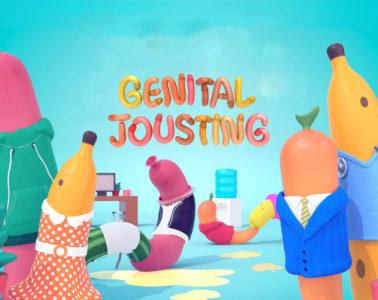 GenitalJousting