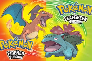 POKEMON FIRE RED/LEAF GREEN