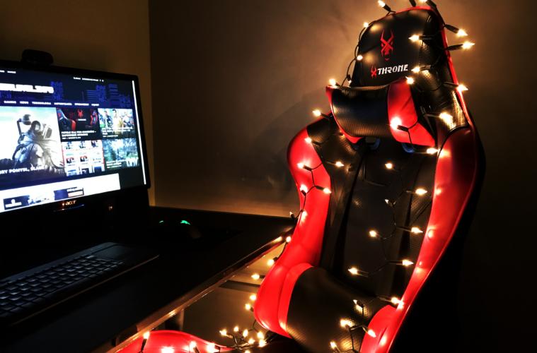 fotel gamingowy xthrone